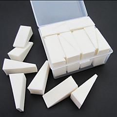 Poduszeczka do pudru/Gąbka Beauty Blender Gąbki naturalne 24 Others 11X11X5 Normalny Ivory