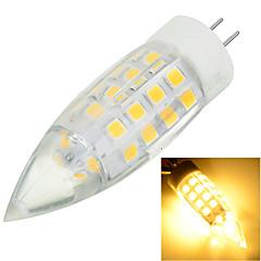 G4 4W 300lm 36-2835 SMD 3500k/6500K Warm/Cool White Light Corn Lamp Bulb(AC 12V)