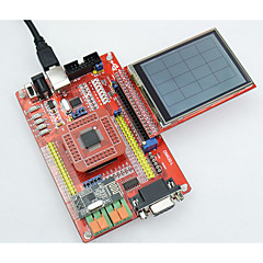 MSP430 Development Board MSP430F149 Microcontroller Minimum System Board Core Board Color Screen With USB Downloader