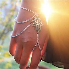 MISSING U Alloy Bracelet Wrap Bracelets Daily / Casual 1pc