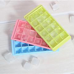 Plastic Ice Mould Creative Diamond Ice Box Mold Ice Tray (Random Color)