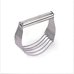 Kitchen Craft Stainless Steel Hand Held Pastry Blender Maker