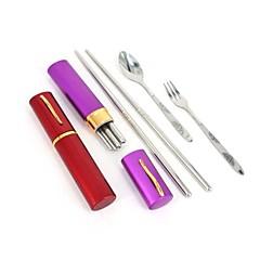 Rostfritt Stål-pinnar / gaffel / Spoon