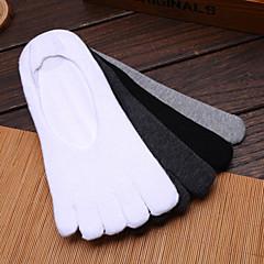 Lábujjas zoknik Csúszásgátló Upijanje znoja mert Jóga
