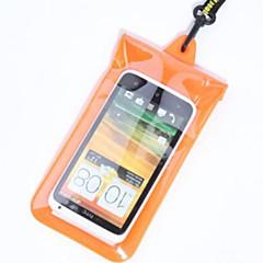 드라이 박스 방수 가방 핸드폰 방수 다이빙 & 스노쿨링 PVC 블랙