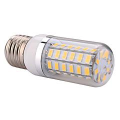 12W E14 / E26/E27 Bombillas LED de Mazorca T 60 SMD 5730 1200 lm Blanco Cálido / Blanco Fresco AC 100-240 / AC 110-130 V 1 pieza