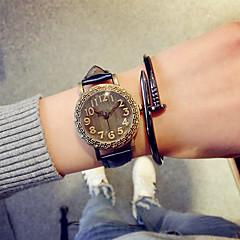 damesmode persoonlijkheid quartz-legering leisure horloge (verschillende kleuren)