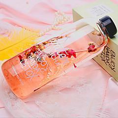 Vattenflaskor 1 Plast, - Hög kvalitet
