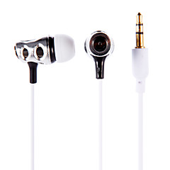 Estéreo de 3,5 mm in-ear fone de ouvido earbuds auscultadores PX-618 para iPod / iPad / iPhone / mp3