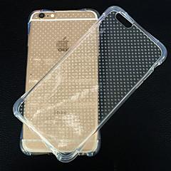 material de TPU luxo tampa traseira para Samsung Galaxy S6 EDGE EDGE / galáxia S6 mais