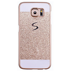 For Samsung Galaxy S7 Edge Mønster Etui Bagcover Etui Glitterskin PC for Samsung S7 edge S7 S6 edge plus S6 edge S6 S5 S4 S3