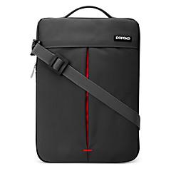 pofoko® 11/13 pouces oxford tissu ordinateur portable manches rouge / gris / kaki