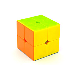 Yongjun® Hladký Speed Cube 2*2*2 Rychlost Magické kostky Duhová ABS