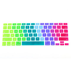 "Coosbo® Colorful Silicone Keyboard Protection Cover Skin for Mac Macbook Air Pro Retina 11"",13"",15"",17"""