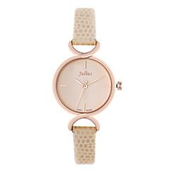 Julius® Watch Korea Fashion Women Watch Schoolgirl Wristwatch Waterproof Quartz Watch JA-694 Cool Watches Unique Watches