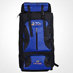 Outdoor Backpack 90L Mountaineering Bag Large Capacity Waterproof Sports Bag Multifunction Hiking Camping Backpack