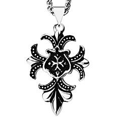 Pendants Metal Number Shape / Toy Shape / Square Shape / Bowknot Shape / Skull shape Golden / Black / Silver 50
