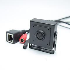 OEM de Fábrica 1.3 MP Mini Interior with Dia NoiteDetector de Movimento / Dual Stream / Acesso Remoto / Instalação automática)