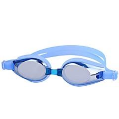Race Electroplating Anti-fog Swim against UV Swimming Glasses for Men and Women