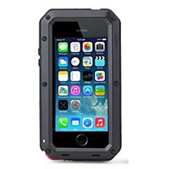 toophone® joylandsuper koele metal transformator waterdichte stof anti schrapen achterkant van de behuizing voor de iPhone 4 / 4s