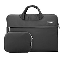 POFOKO® 11.6/13.3/15.4 Inch Laptop Sleeve Notebook Bag Black/Gray