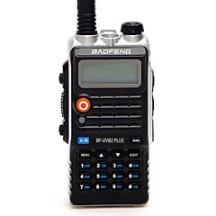 Baofeng Hordozható / Digitális BF-UVB2 PLUSFM Rádió / Hangvezérlés / Kettős csatornafigyelés / Kettős csatornafigyelés kijelző / Kettős
