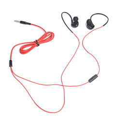 Ufeeling U12 Sport  In-Ear Earbuds Earphones with Stereo Sound Noise-isolating Mic Control for Smartphone