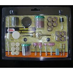 diy 105 pcs Rectification électrique et de polissage des outils électriques broyage tête de coupe costume accessoires broyeur électrique