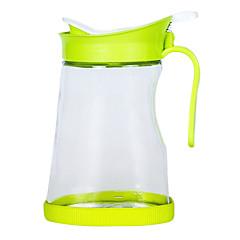 1 Cocina Cocina Plástico / Vidrio Jarra de aceite 14.5*10*10cm