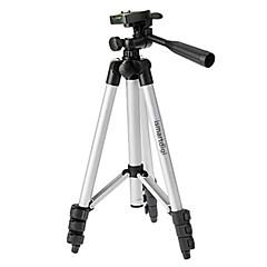 ismartdigi I-3110 4-sekcija stativ kamera (srebro + crna) za sve d.camera v.camera Nikon kanonskog Sony Olympus ...