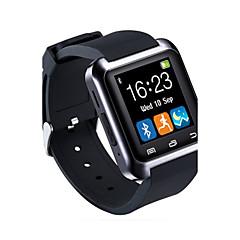 Dame Herre Unisex Sportsur Smartur Armbåndsur Digital LED Fjernbetjening Gummi Bånd Charm Armbånd Luksus Sort Hvid Rød
