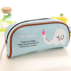 Cute Animal Park Stationery Bag (Random Colors)
