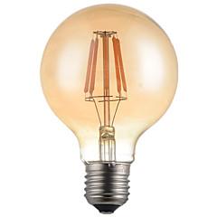 g95 4w e27 360LM 2700K 360 градусов свет водить накаливания водить Edison шарик (220-240)