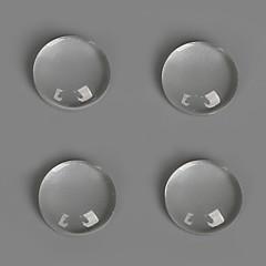 Διακοσμητικά ποτήρι / Plastic Round Shape διαφανής 50Pcs