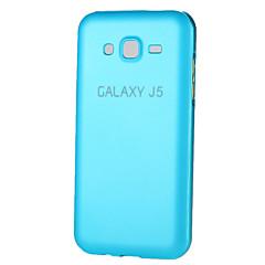 Mert Samsung Galaxy tok Other Case Hátlap Case Egyszínű Fém Samsung J7 / J5 / Grand Prime / Grand 2 / Core Prime