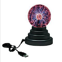 1pc führte nach Hause magische Kugel Nachtlicht Einrichtung Batterie Originalität