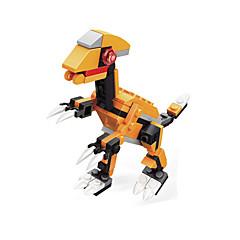 dr 6303 jouets lego nouveau le dinosaure tordu bloc bloc d'oeuf de puzzle pour tenir les jouets pour enfants assemblés