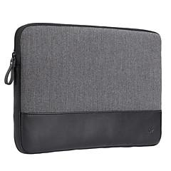 gearmax® manchon 11inch ordinateur portable / sac solide couleur grise