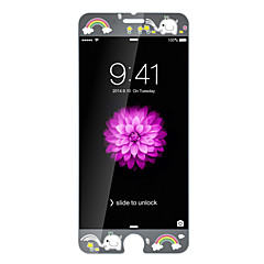 Härdat Glas Högupplöst (HD) Ultratunnt Displayskydd framsida Smart touch Reptålig AntiglansScreen Protector ForAppleiPhone 6s Plus/6 Plus