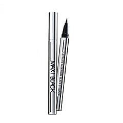 Lápis de Olho Lápis Molhado Longa Duração / Impermeável / Natural / Secagem Rápida Preta Olhos 1 1 PAÍS DE CORES