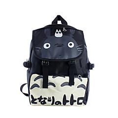 Çanta Esinlenen Komşum Totoro Cosplay Anime Cosplay Aksesuarları Çanta / sırt çantası Siyah Naylon Erkek / Kadın