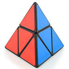 Shengshou® Cube de vitesse lisse 2*2*2 / Alien Niveau professionnel Cubes magiques Noir / Blanc Plastique