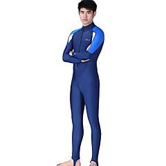 Others Women's / Men's Diving Suits Diving Suit Compression Wetsuits 2.5 to 2.9 mm Blue S / M / L / XL Diving