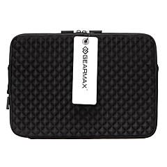 13inch 방수 노트북 슬리브 단색 블랙 gearmax®