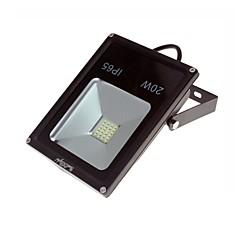 20W LED-schijnwerperlampen 1800 lm Koel wit COB Waterbestendig / Decoratief AC 220-240 V 1 stuks