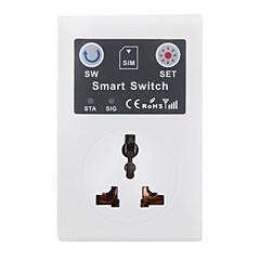 의 GSM 휴대 전화 SMS 원격 제어 콘센트 스마트 소켓