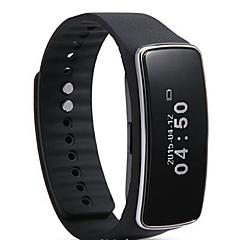 Unisex Sportuhr / Smart Uhr / Armbanduhr digital LED / Alarm / Herzschlagmonitor / Tachometer / Schrittzähler / Fitness Tracker Plastic