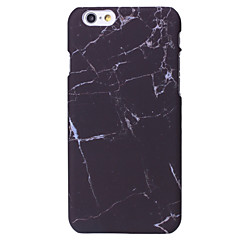 For iPhone 6 etui iPhone 6 Plus etui Andet Etui Bagcover Etui Marmor Hårdt PC for Apple iPhone 6s Plus/6 Plus iPhone 6s/6 iPhone SE/5s/5