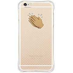Voor iPhone 6 hoesje / iPhone 6 Plus hoesje Waterbestendig / Schokbestendig / Stofbestendig hoesje Achterkantje hoesje Cartoon Zacht TPU
