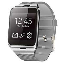 Masculino Smartwatch DigitalTouchscreen / Controle Remoto / Calendário / alarme / Cronômetro / Podômetro / Monitores de Atividades